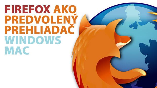 Mozilla Firefox, ako jeden z majoritných internetových prehliadačov používa milióny ľudí na celom svete. V tomto návode si ukážeme, ako nastaviť Firefox ako predvolený prehliadač. Je to jednoduchá vec a […]