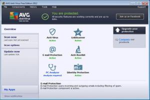 AVG Anti-Virus Free Edition býva v testoch najlepší