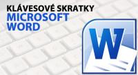 Microsoft Word, ako najpoužívanejší textový procesor, obsahuje veľké množstvo klávesových skratiek, pomocou ktorých dokážete zvládnuť jednoduché ale aj zložitejšie úkony s veľkou úsporou času. Každý používateľ, ktorý pravidelne s Wordom […]