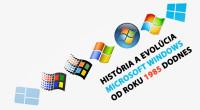 Dnes sme si pre vás pripravili prehľad všetkých verzií operačného systému Microsoft Windows, od svojich počiatkov v roku 1985 (kedy Windows vlastne ešte ani nebol operačný systém, ale iba grafická […]