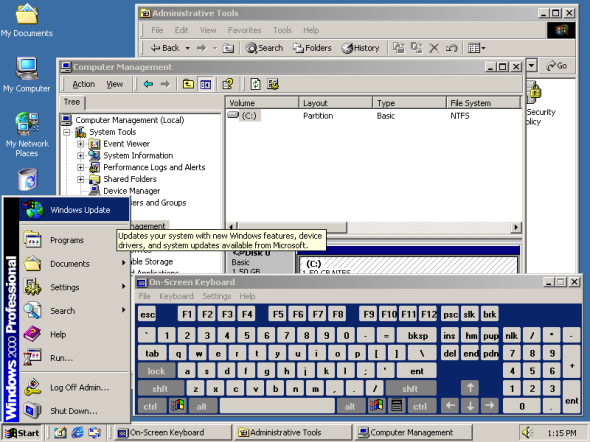 Windows 2000 (2000)