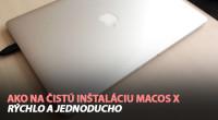MacOS X k nám pravidelne prichádza v nových verziách a väčšina z nás vykoná iba jednoduchú aktualizáciu, pričom sa zachovajú všetky existujúce programy, dáta a nastavenia. To však môže niekedy […]